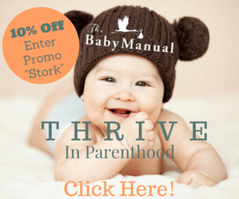 Get 10% Off and Thrive in Parenthood! Just enter Promo Code STORK